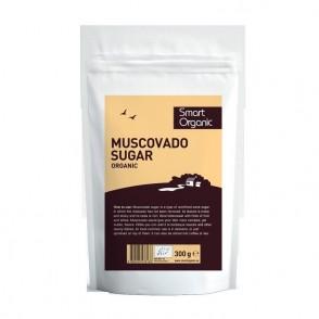 Dragon SuperFoods - Zahar brun BIO MUSCOVADO