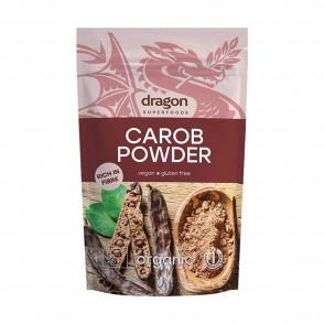 Dragon SuperFoods - Pudra BIO carob/roscove, 200 gr