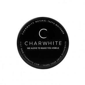 Charwhite - Pulbere naturala pentru albirea dintilor, cu carbune activ