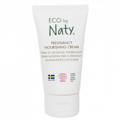 Naty - Crema de corp BIO, pentru gravide
